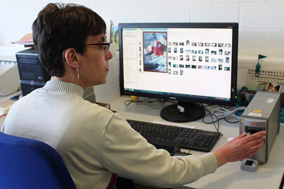 Digitalisieren von Dias - Kleinbildnegative digitalisieren