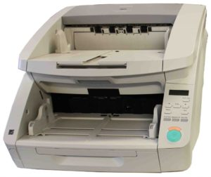 Akten digitalisieren - Einzugsscanner