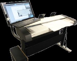 Digitalisieren von Akten - Großformatscanner bis DIN A0