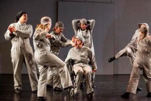 Theater Thikwa - Aufführung