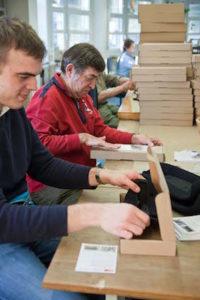 Lohnverpackung - Produkte verpacken