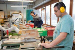 Holzbearbeitung - Sägen